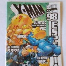 Cómics: X-MAN ESPECIAL 98. Lote 112559035