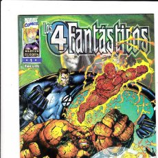 Cómics: LOS 4 FANTÁSTICOS Nº 1 HEROES REBORN - FORUM 1997 - JIM LEE. Lote 112583479