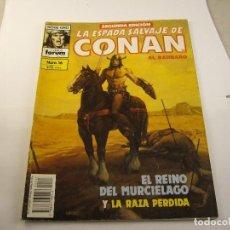 Fumetti: LA ESPADA SALVAJE DE CONAN Nº 16 - 2 EDICION FORUM . Lote 112683883