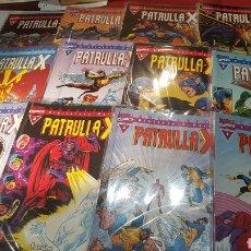 Cómics: SUELTOS PREGUNTAR PATRULLA X COMPLETA NUEVO DE IMPRENTA BIBLIOTECA MARVEL FORUM. Lote 112697618