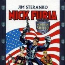 Cómics: NICK FURIA POR JIM STERANKO - FORUM - TOMO DE TAPA DURA Y 248 PAG. - IMPECABLE PRECINTADO. Lote 112753107