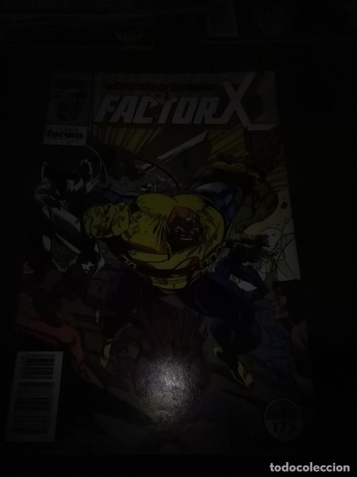 FACTOR X. Nº 68. LA CANCIÓN DEL VERDUGO PARTE 2. EST16B3 (Tebeos y Comics - Forum - Factor X)