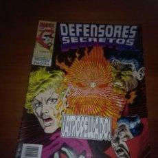 Cómics: DEFENSORES SECRETOS Nº 4 DE 12. EST16B3. Lote 112804255