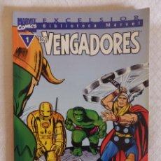 Cómics: BIBLIOTECA MARVEL: LOS VENGADORES Nº 1. Lote 112892843