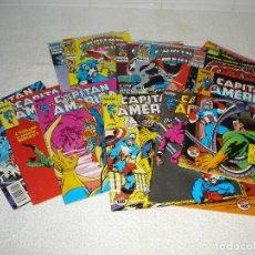 Cómics: LOTE SOLO CAPITAN AMERICA. COMICS FORUM - 13 COMICS. Lote 113011575