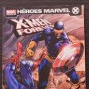 Cómics: XMEN FOREVER HEROES MARVEL PANINI COMICS. Lote 113036539