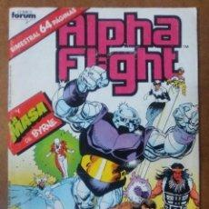 Cómics - ALPHA FLIGHT VOL. 1 Nº 35 - FORUM - 113124567