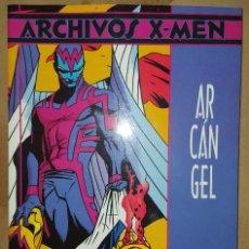 Cómics: ARCHIVOS X-MEN ARCÁNGEL LOUISE Y WALTER SIMONSON. Lote 113183235