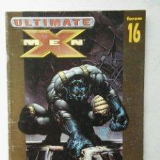 Cómics: ULTIMATE X-MEN FORUM 16. Lote 113234592