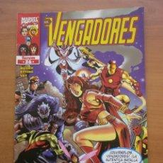 Comics: LOS VENGADORES VOL. 3 Nº 36. Lote 113269191