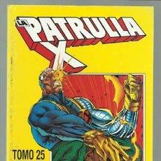 Cómics: LA PATRULLA X TOMO 25 (156 AL 159), 1995, FORUM, MUY BUEN ESTADO. Lote 133772643