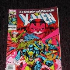 Cómics: X-MEN - LA CANCIÓN DEL VERDUGO - 1.993. Lote 113294243