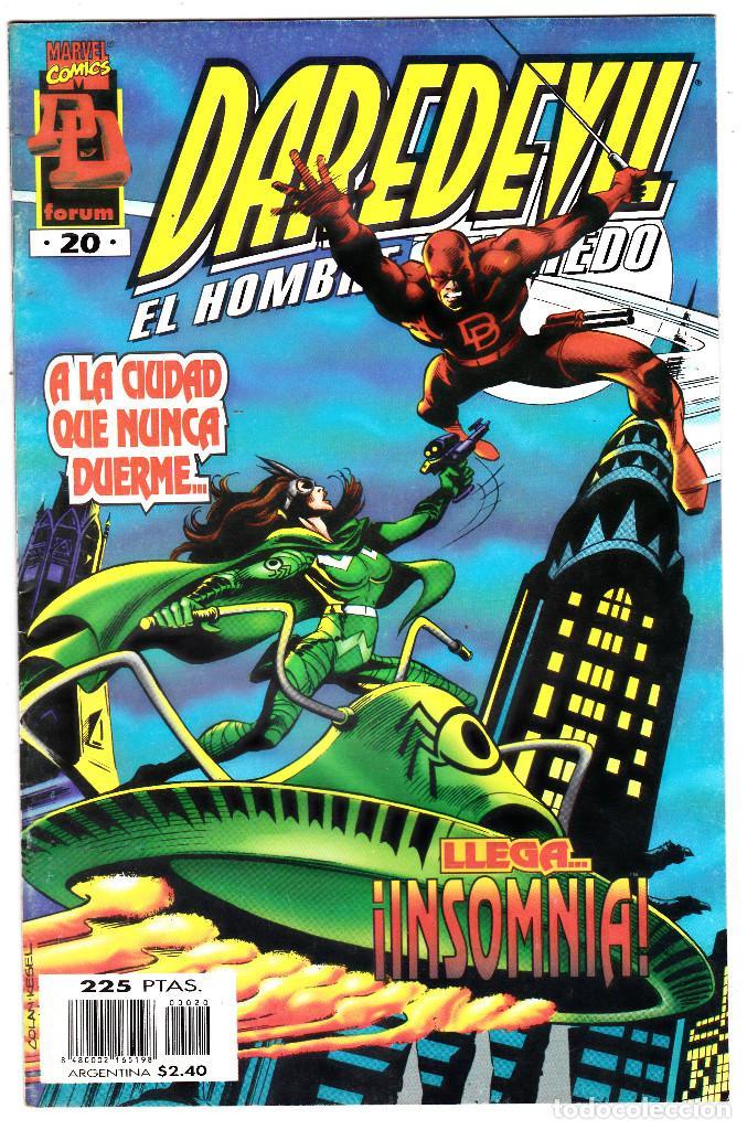 DAREDEVIL VOL.3 (1996-1998) #20 (Tebeos y Comics - Forum - Daredevil)