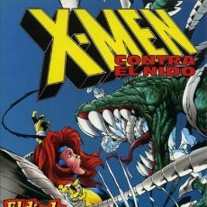 Cómics: X-MEN: CONTRA EL NIDO -OSTRANDER·HITCH. Lote 113406563