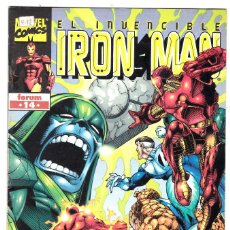 Cómics: IRON MAN, VOLUMEN 4, NUMERO 14 (FORUM 1998). Lote 113448071