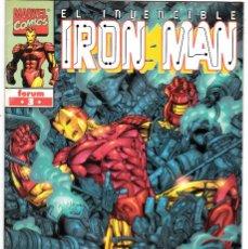 Cómics: IRON MAN, VOLUMEN 4, NUMERO 3 (FORUM 1998). Lote 113448087