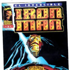 Cómics: IRON MAN - HEROES REBORN - Nº 3 - FORUM - . Lote 113448707