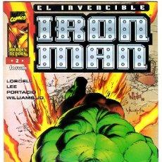 Cómics: IRON MAN - HEROES REBORN - Nº 2 - FORUM - . Lote 113448727