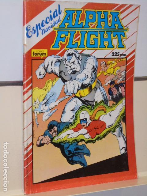 ESPECIAL NAVIDAD ALPHA FLIGHT VOL. 1 - FORUM - (Tebeos y Comics - Forum - Alpha Flight)
