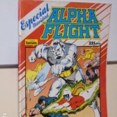 Cómics: ESPECIAL NAVIDAD ALPHA FLIGHT VOL. 1 - FORUM -. Lote 113519519