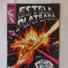 Cómics: ESTELA PLATEADA / MARVEL TWO-IN-ONE: ESTELA PLATEADA & QUASAR Nº 9. Lote 113576855