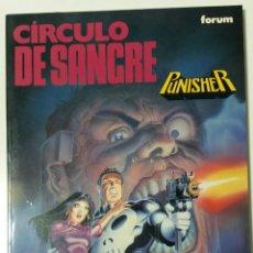 Cómics: PUNISHER CIRCULO DE SANGRE TOMO MARVEL. Lote 113678112