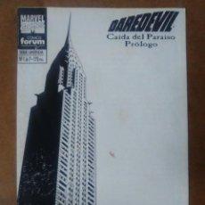 Cómics: DAREDEVIL CAIDA DEL PARAISO Nº 1 - FORUM. Lote 113702667