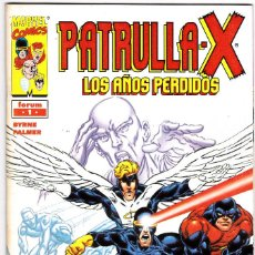 Cómics: PATRULLA X LOS AÑOS PERDIDOS Nº 1 BYRNE PALMER . Lote 113736047