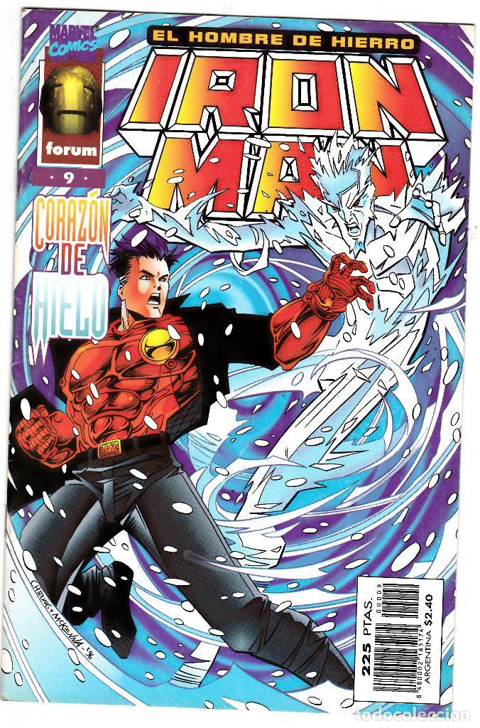 IRON MAN VOL 3 #9 (Tebeos y Comics - Forum - Iron Man)