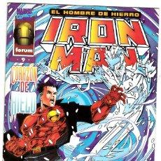Cómics: IRON MAN VOL 3 #9. Lote 113737807