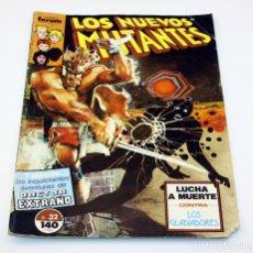Cómics: LOS NUEVOS MUTANTES - COMICS FORUM - NÚMERO 32. Lote 113863871