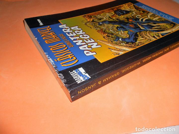 Cómics: Pantera Negra, 1: La furia de la Pantera / Clásicos Marvel Blanco y Negro, 7 – Forum. - Foto 3 - 113901419