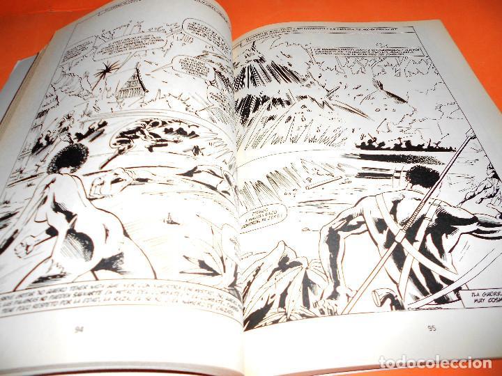 Cómics: Pantera Negra, 1: La furia de la Pantera / Clásicos Marvel Blanco y Negro, 7 – Forum. - Foto 5 - 113901419