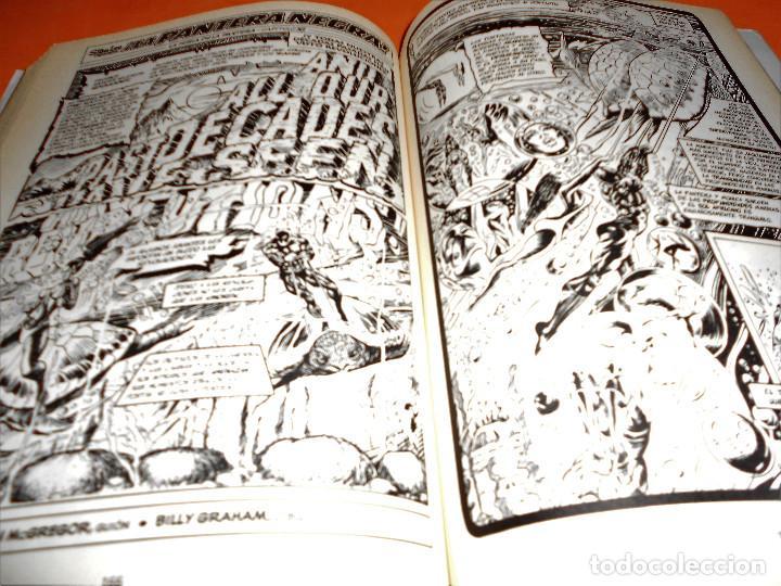 Cómics: Pantera Negra, 1: La furia de la Pantera / Clásicos Marvel Blanco y Negro, 7 – Forum. - Foto 6 - 113901419