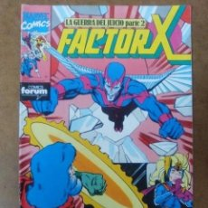 Cómics: FACTOR X VOL. 1 Nº 38 - FORUM. Lote 113967687