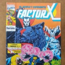 Cómics: FACTOR X VOL. 1 Nº 62 - FORUM. Lote 113967859