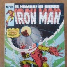 Comics: IRON MAN VOL. 1 Nº 14 - FORUM. Lote 114018391