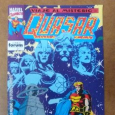 Cómics: QUASAR Nº 4 - FORUM - IMPECABLE. Lote 114037603