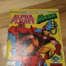 Cómics: COMIC ALPHA FLIGHT + HULK LA MASA Nº 46 FORUM PLANETA. Lote 114040063