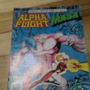 Cómics: COMIC ALPHA FLIGHT + HULK LA MASA Nº 48 FORUM PLANETA. Lote 114040111