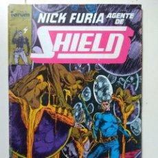 Cómics: NICK FURIA AGENTE DE SHIELD, Nº5, COMICS FORUM. Lote 114062215