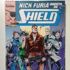 Cómics: NICK FURIA AGENTE DE SHIELD, Nº1, COMICS FORUM. Lote 114062331