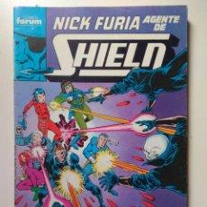 Cómics: NICK FURIA AGENTE DE SHIELD, Nº2, COMICS FORUM. Lote 114062463