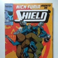Cómics: NICK FURIA AGENTE DE SHIELD, Nº3, COMICS FORUM. Lote 114062539