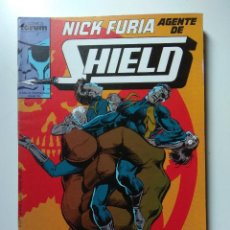 Cómics: NICK FURIA AGENTE DE SHIELD, Nº3, COMICS FORUM. Lote 243948305