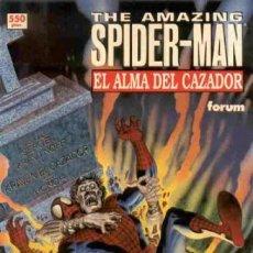 Cómics: COLECCION PRESTIGIO VOL. 1 Nº 57 THE AMAZING SPIDER-MAN EL ALMA DEL CAZADOR - FORUM - NUEVO - C09. Lote 114109859
