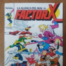 Cómics: FACTOR X VOL. 1 Nº 5 - FORUM. Lote 114146155