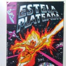 Cómics: ESTELA PLATEDADA, Nº9, COMICS FORUM. Lote 114329195
