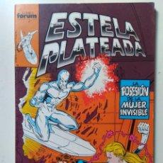 Cómics: ESTELA PLATEDADA, Nº12, COMICS FORUM. Lote 114329383