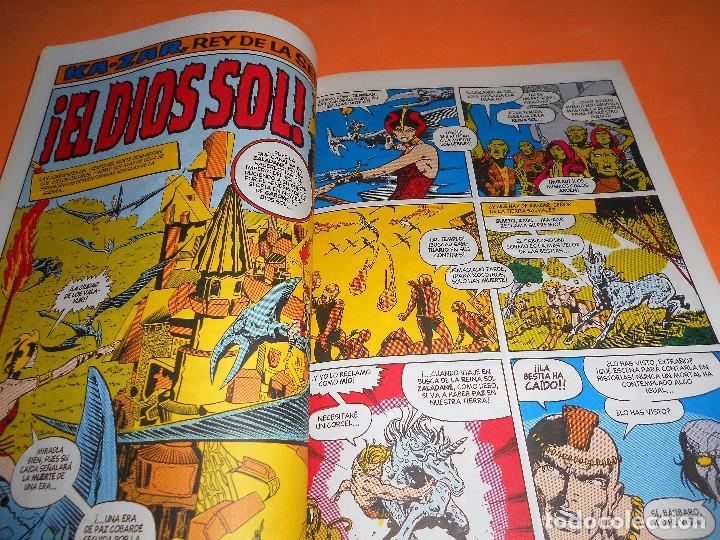 Cómics: Barry Windsor-Smith: Un artista inglés en Marvel Forum Planeta deAgostini 2000. Buen estado. - Foto 3 - 114349903